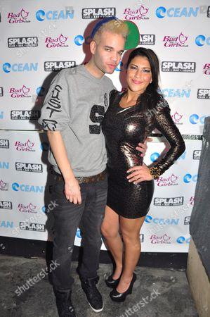 Jason Christopher Peters and Priscilla Mennella