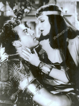 Cleopatra,  Henry Wilcoxon,  Claudette Colbert
