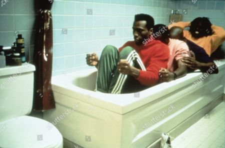 Cool Runnings,  Leon,  Doug E Doug