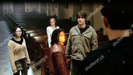 Cry Wolf,  Kristy Wu,  Lindy Booth,  Paul James,  Jared Padalecki