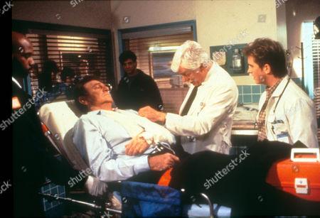 Diagnosis Murder ,  Mike Connors,  Dick Van Dyke,  Charlie Schlatter