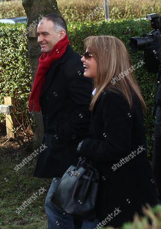 Tommy Sheridan with wife Gail Sheridan