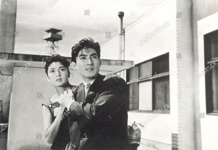 Stock Picture of Chikyu Boeigun (The Mysterians),  Yumi Shirakawa,  Kenji Sahara