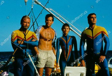 Cocoon: The Return,  Mike Nomad,  Steve Guttenberg,  Tahnee Welch,  Tyrone Power Jr