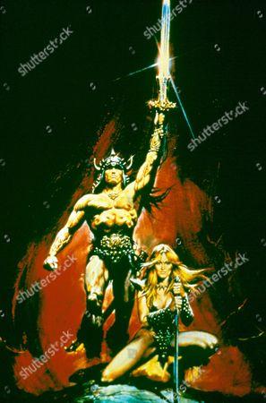 Conan The Barbarian,  Arnold Schwarzenegger,  Sandahl Bergman