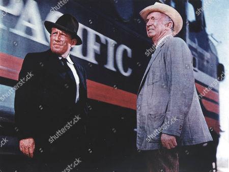 Bad Day At Black Rock,  Spencer Tracy,  Walter Brennan