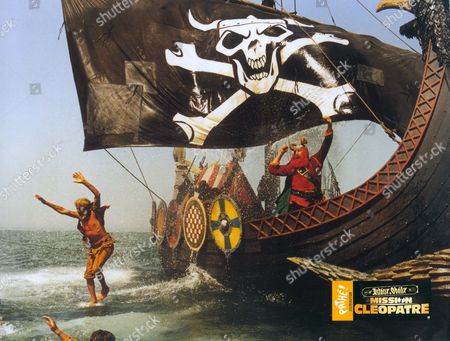 Asterix & Obelix: Mission Cleopatra,  Bernard Farcy