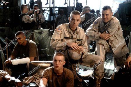 Black Hawk Down,  Matthew Marsden,  Danny Hoch,  Ewan Mcgregor,  Gregory Sporleder
