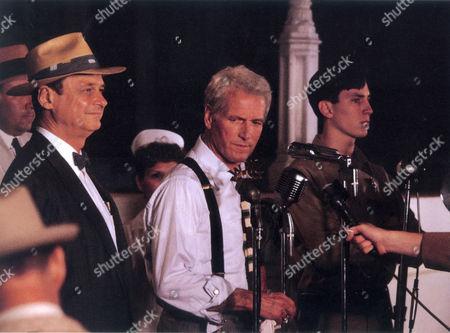 Stock Photo of Blaze,  Jerry Hardin,  Paul Newman
