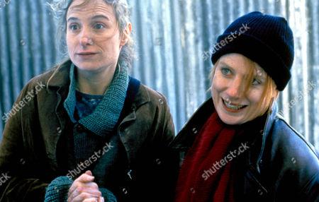 Career Girls,  Katrin Cartlidge,  Lynda Steadman