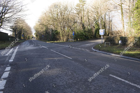 The Junction Of Clarken Road (b3128) And Longwood Lane In Bristol. Re- Alternative Route That The Killer May Have Taken The Body Of Joanna Yeates From Her Home In Canynge Road To Longwood Lane. Pic 9 On Map.