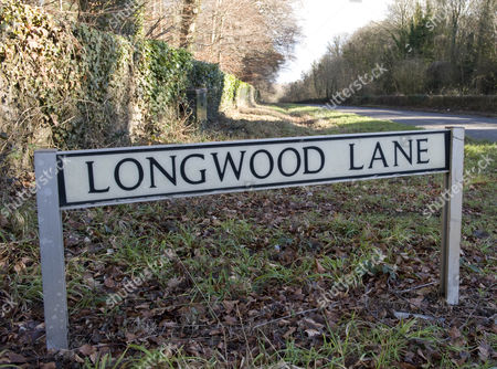 Longwood Lane In Bristol. Re- Alternative Route That The Killer May Have Taken The Body Of Joanna Yeates From Her Home In Canynge Road To Longwood Lane. Pic 9 On Map.