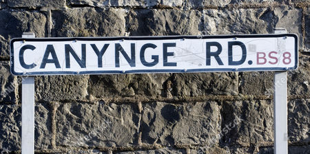 Canynge Road Clifton Bristol. Re- Alternative Route That The Killer May Have Taken The Body Of Joanna Yeates From Her Home In Canynge Road To Longwood Lane. Pic 1 On Map.