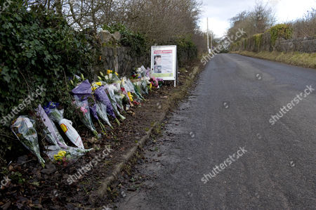 Longwood Lane In Bristol Where The Body Of Joanna Yeates Was Found On The 25th December 2010.re- Alternative Route That The Killer May Have Taken The Body Of Joanna Yeates From Her Home In Canynge Road To Longwood Lane. Pic 10 On Map.