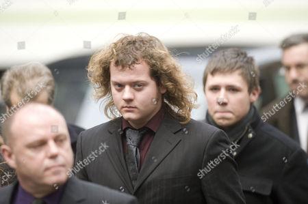 Edward Woollard Arrives Southwark Crown Court Today Picture Jeremy Selwyn 11/01/2011