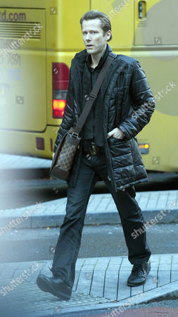 Stock Photo of Self-styled Lord Edward Davenport Arrives At Southwark Crown Court . Edward Davenport 43 Allegedly Conned Well-known And Wealthy Figures By Offering Loans Of Up To A250million.