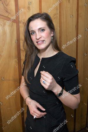 Stock Image of Clare Faulkner