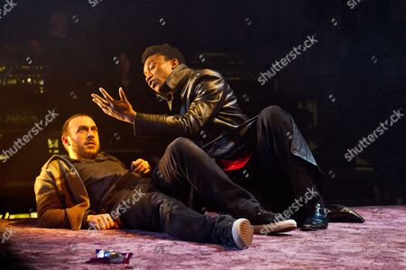 Editorial picture of 'The Pitchfork Disney' play performed at The Arcola Theatre, London, Britain - 30 Jan 2012
