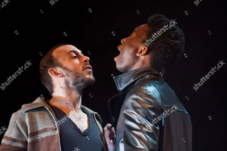 Editorial photo of 'The Pitchfork Disney' play performed at The Arcola Theatre, London, Britain - 30 Jan 2012
