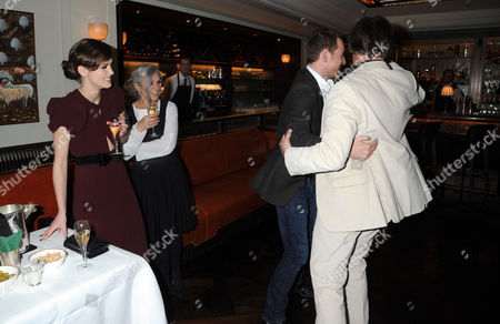 Editorial picture of 'A Dangerous Method' Film Premiere After Party, 34 Restaurant, London, Britain - 31 Jan 2012