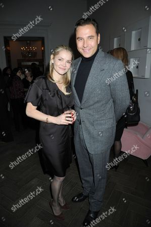 Editorial picture of Unicef 'Global Guardians' reception, Dover St Arts Club, London, Britain - 31 Jan 2012