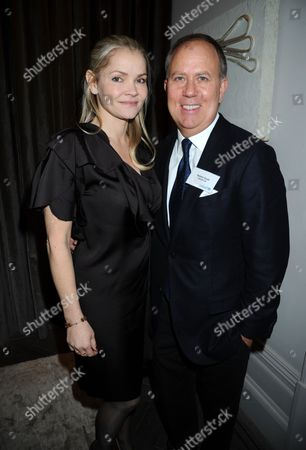 Editorial image of Unicef 'Global Guardians' reception, Dover St Arts Club, London, Britain - 31 Jan 2012