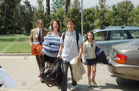 Stock Image of Accepted,  Mark Derwin,  Ann Cusack,  Justin Long,  Hannah Marks