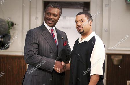 Barbershop 2: Back In Business,  Robert Wisdom,  Ice Cube