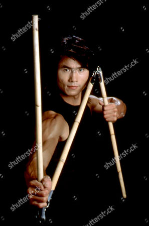 Stock Image of Beverly Hills Ninja,  Robin Shou