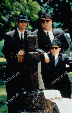 Stock Photo of Blues Brothers 2000,  Dan Aykroyd,  John Goodman,  J Evan Bonifant