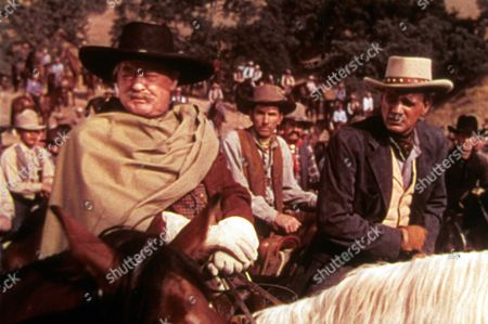 Duel In The Sun,  Lionel Barrymore,  Joseph Cotten