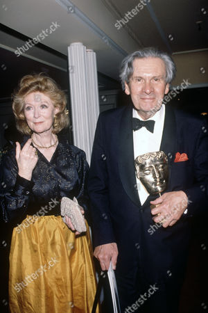 Editorial picture of BAFTA Awards at the Grosvenor House Hotel, London, Britain  - 1989