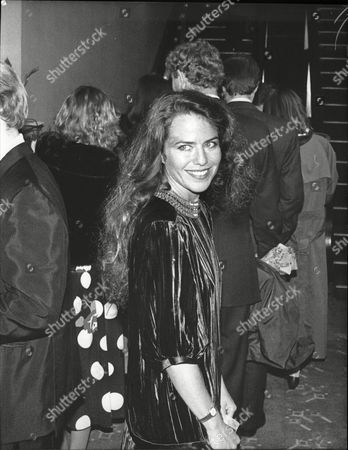 Editorial image of Actress Koo Stark Kathleen Dee-anne Stark Better Known As Koo Stark (born 26 April 1956 In New York City) Is An American Film Actress And Photographer. She Is Known For Her Appearance In The Film Emily And Subsequent Relationship With Prince Andrew S