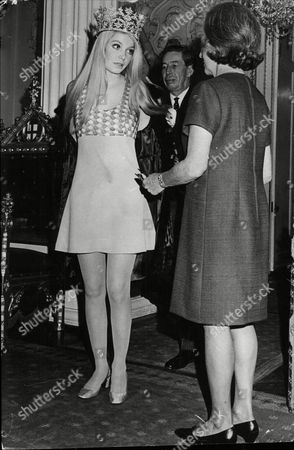 Actress And 1969 Miss World Eva Rueber Staier At The Mansion House Eva Rueber-staier Is An Austrian Actress And Former Miss World. Rueber-staier Was Born In 1951 In Bruck An Der Mur Styria. She Won The Title Of Miss Austria And Participated In The Miss Universe Contest In 1969 In Which She Was A Top 15 Semifinalist. She Went On To Win The Miss World Pageant That Same Year. During Her Tenure She Starred In The Bob Hope Uso Tour In Vietnam.