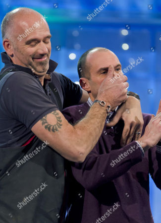 Editorial image of 'The Alan Titchmarsh Show' TV Programme, London, Britain - 31 Jan 2012