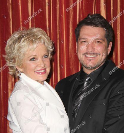 Christine Ebersole and Paulo Szot