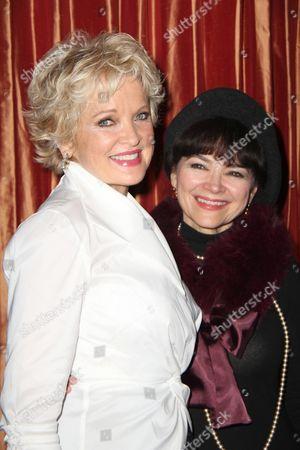 Christine Ebersole and Linda Hart