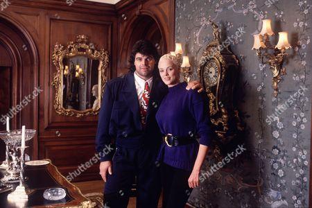 Mark Gastineau, Brigitte Nielsen