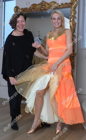 Camilla Dallerup Strictly Come Dancing Dancer Dsi Editorial Stock Photo Stock Image Shutterstock