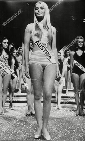 Miss Austria 1969 Eva Rueber-staier Eva Rueber-staier Is An Austrian Actress And Former Miss World. Rueber-staier Was Born In 1951 In Bruck An Der Mur Styria. She Won The Title Of Miss Austria And Participated In The Miss Universe Contest In 1969 In Which She Was A Top 15 Semifinalist. She Went On To Win The Miss World Pageant That Same Year. During Her Tenure She Starred In The Bob Hope Uso Tour In Vietnam.