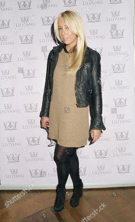 Editorial image of Lili Yang Brand Launch, London, Britain - 01 Feb 2012