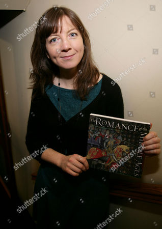 Editorial image of 'The Romance of The Middle Ages' Book Promotion, Oxford, Britain - 02 Feb 2012