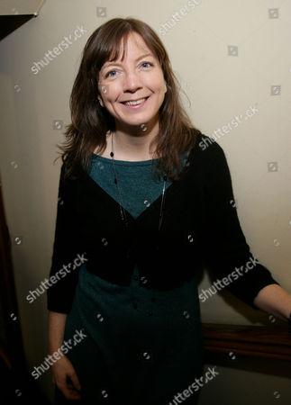 Stock Image of Dr Alison Wiggins