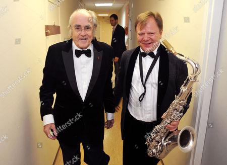 Michel Legrand and Igor Butman