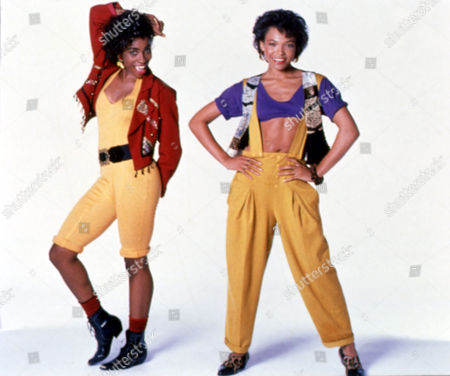 Stock Picture of House Party,  Tisha Campbell,  Adrienne-joi Johnson