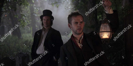 I Sell The Dead,  Larry Fessenden,  Dominic Monaghan