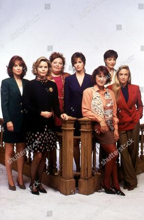 La Law (La Law) ,  Jill Eikenberry,  Susan Dey,  Conchata Ferrell, sheila Kelley,  Susan Ruttan,  Amanda Donohoe,  Cecil Hoffmann