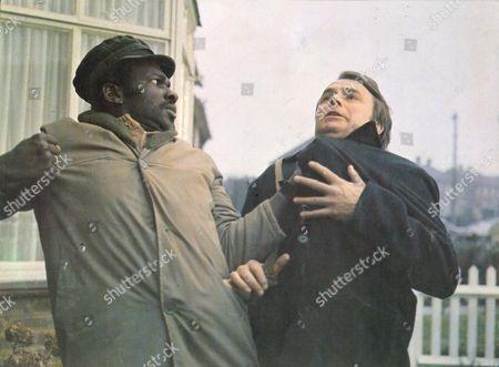 Love Thy Neighbour,  Rudolph Walker,  Jack Smethurst