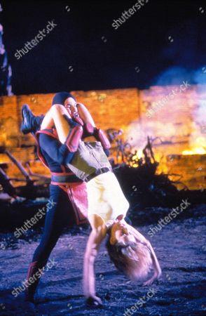 Mortal Kombat : Annihilation,  Sandra Hess