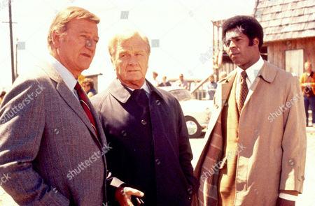 Mcq,  John Wayne,  Eddie Albert